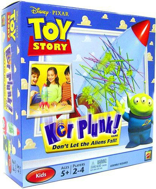 Disney Toy Story Ker Plunk Game