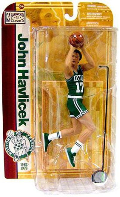 McFarlane Toys NBA Boston Celtics Sports Picks Legends Series 5 John Havlicek Action Figure