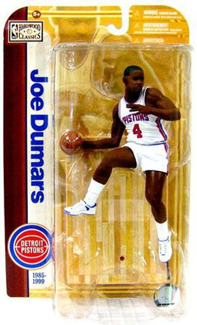 McFarlane Toys NBA Detroit Pistons Sports Picks Legends Series 5 Joe Dumars Action Figure