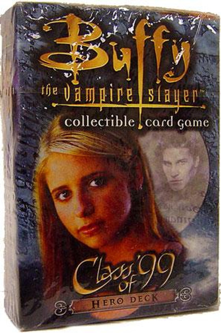 Buffy The Vampire Slayer Collectible Card Game Class of '99 Starter Deck [Hero]