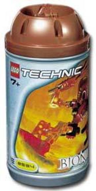 LEGO Bionicle Original Toa Tahu Set #8534 [Damaged Package]