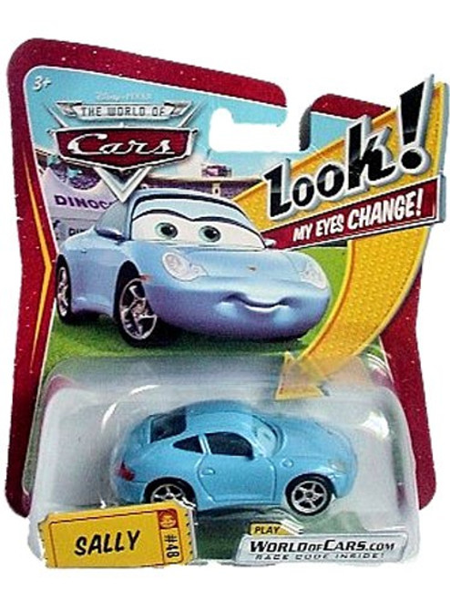 Disney Cars The World of Cars Lenticular Eyes Series 1 Sally Diecast Car