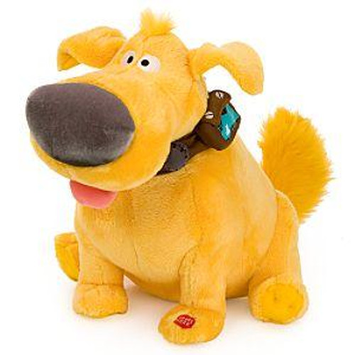 Disney / Pixar Up Talking Plush Dug 11-Inch Plush