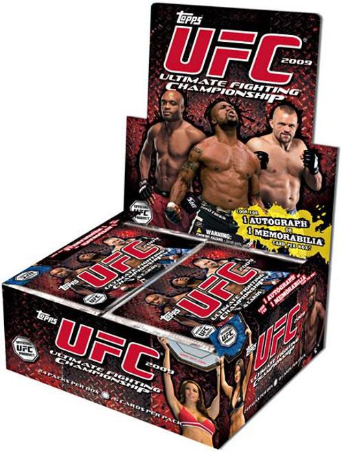 UFC 2009 Round 2 Trading Card Box [Retail]