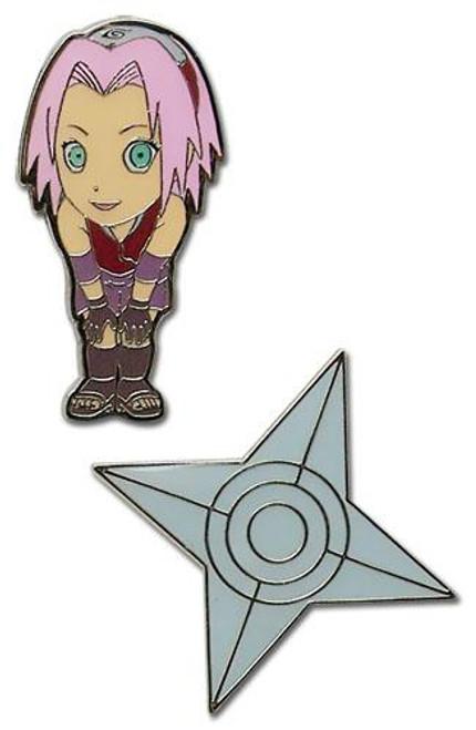 Naruto Shippuden Sakura Pins