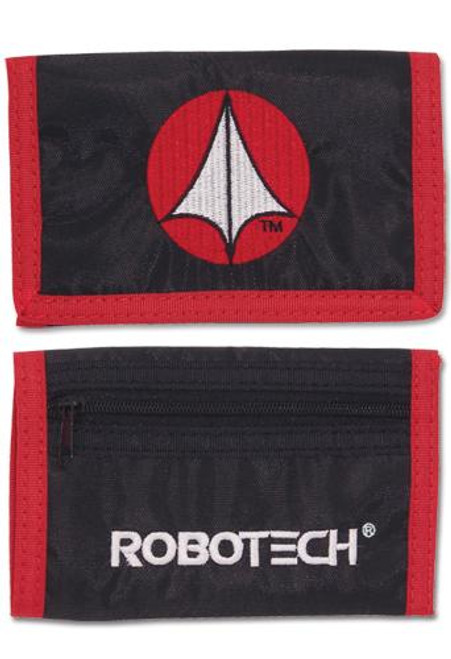 Macross Robotech The Series Defense Canvas Wallet