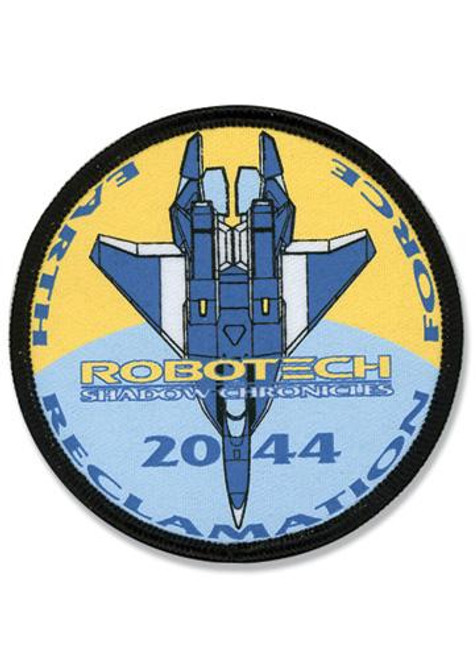 Macross Robotech The Shadow Chronicles Robot Patch