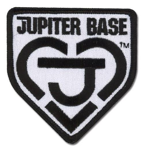 Robotech Macross Jupiter Base Patch
