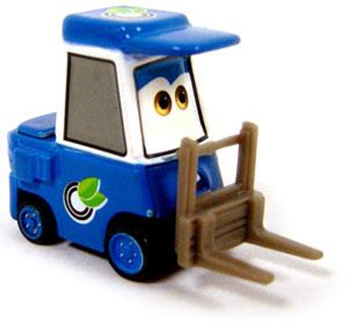 Disney Cars Loose Spare O Mint Pitty Diecast Car [Loose]