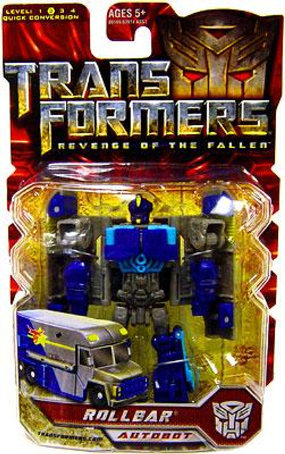 Transformers Revenge of the Fallen Rollbar Scout Action Figure