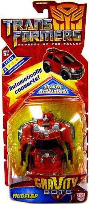 Transformers Revenge of the Fallen Gravity Bots Mudflap Action Figure