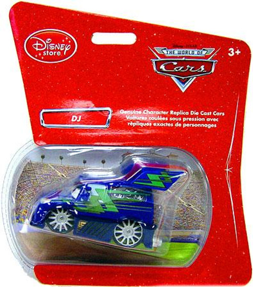 Disney Cars 1:48 Single Packs DJ Exclusive Diecast Car