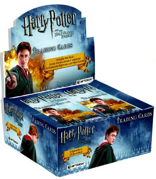 Harry Potter The Half Blood Prince Trading Card Box [Hobby Edition]