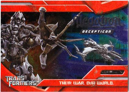 Transformers Movie Decepticon Megatron #8/10