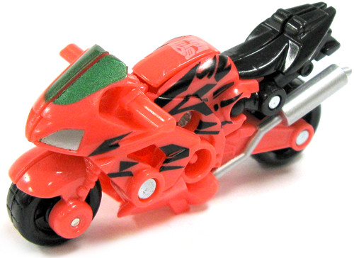 Transformers Japanese Micron Booster Version 4 Windrazor Micron Action Figure [Loose]
