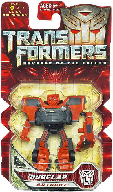 Transformers Revenge of the Fallen Mudflap Legends Legends Mini Figure
