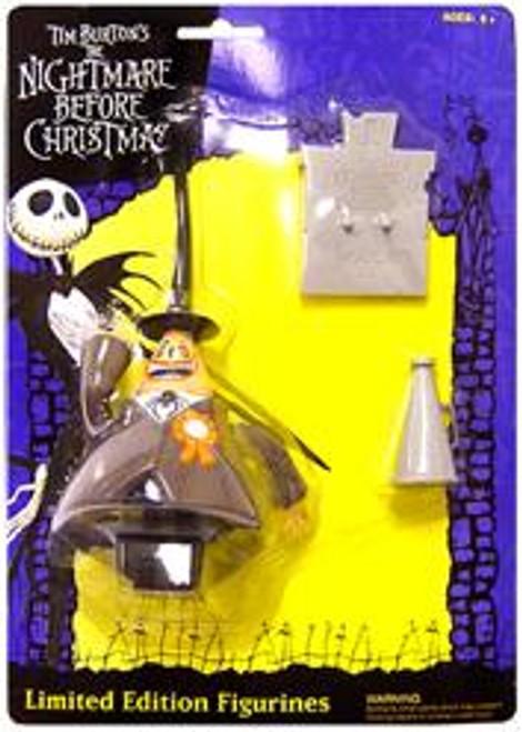 NECA The Nightmare Before Christmas Bendable The Mayor Figure