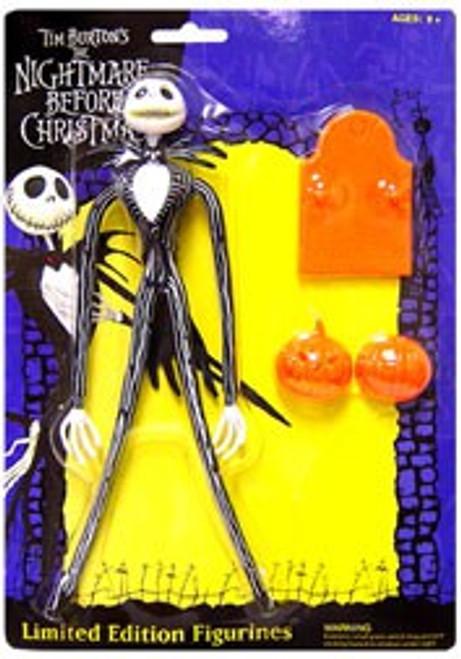 NECA The Nightmare Before Christmas Jack Skellington Figurine