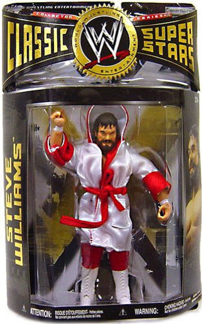 WWE Wrestling Classic Superstars Series 26 Steve Williams Action Figure [Dr. Death]