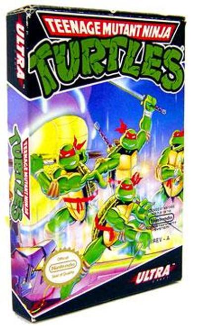 Nintento Entertainment System Teenage Mutant Ninja Turtles Video Game