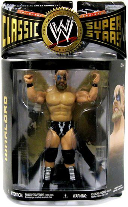 WWE Wrestling Classic Superstars Series 27 Warlord Action Figure