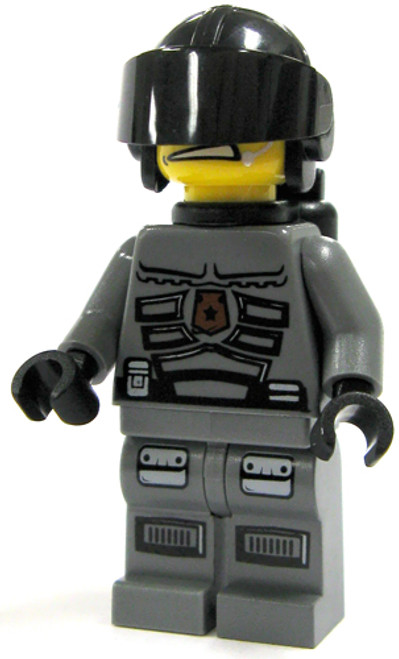 LEGO Space Police Loose Officer #2 Minifigure #2 [Loose]