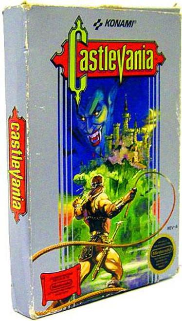 Nintendo NES Castlevania Video Game Cartridge [Incomplete]