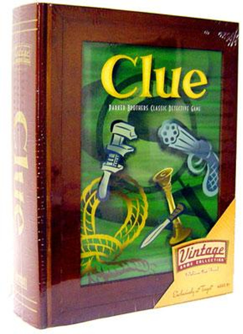 Vintage Game Collection Clue Board Game