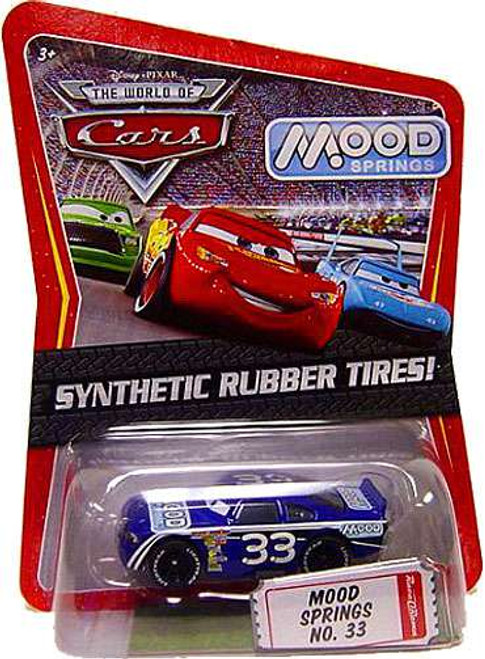 Disney Cars The World of Cars Synthetic Rubber Tires Mood Springs No. 33 Exclusive Diecast Car