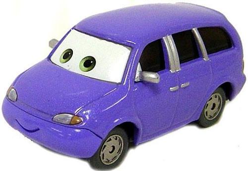 Disney Cars Loose Mini Mrs. Van Diecast Car [Loose]