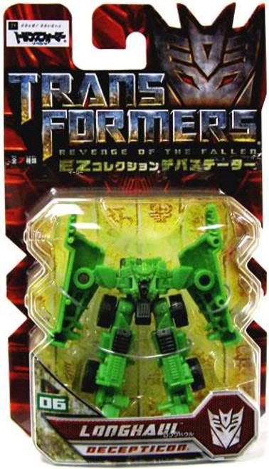 Transformers Revenge of the Fallen EZ Collection Long Haul Action Figure D-6