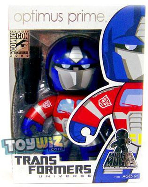 Transformers Universe Mighty Muggs Optimus Prime Exclusive Vinyl Figure [SDCC Exclusive]