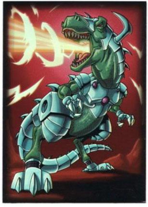 Card Supplies Robo T-Rex Standard Card Sleeves [50 ct]