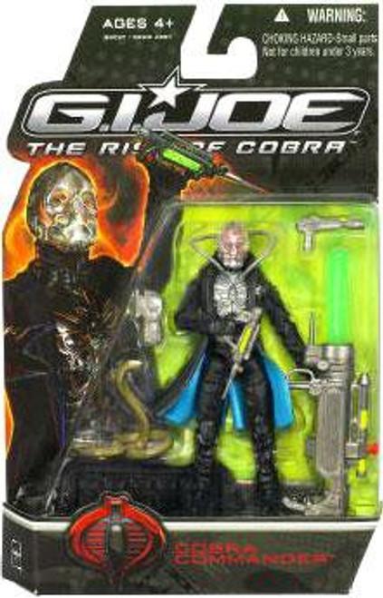 GI Joe The Rise of Cobra Cobra Commander Action Figure