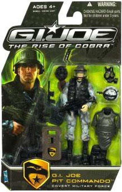 The Rise of Cobra GI Joe Pit Commando Action Figure