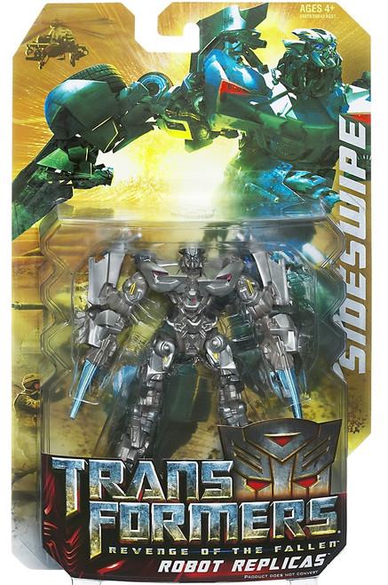Transformers Revenge of the Fallen Robot Replicas Sideswipe Action Figure