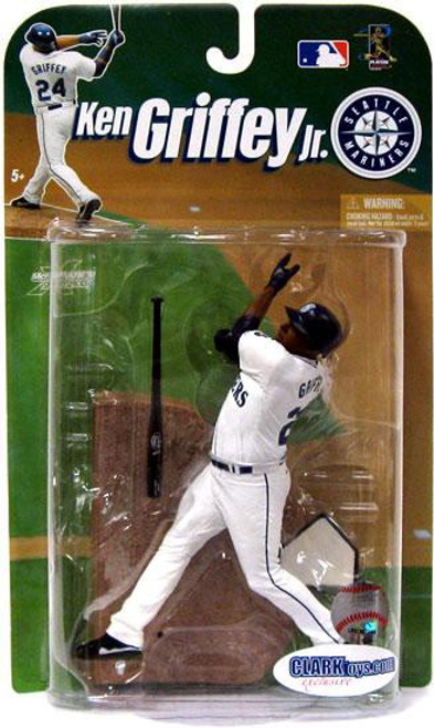 McFarlane Toys MLB Seattle Mariners Sports Picks Exclusive Ken Griffey Jr. Exclusive Action Figure
