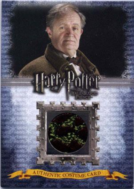 Harry Potter The Half Blood Prince Horace Slughorn's Bowtie Costume Card C2