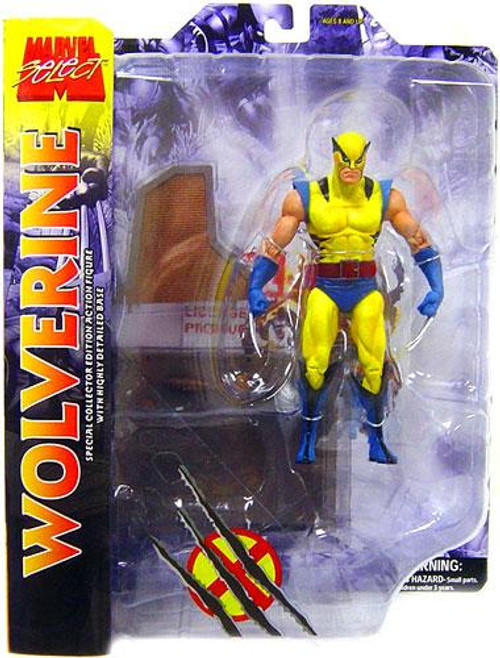 Marvel Select Wolverine Action Figure [First Appearance]