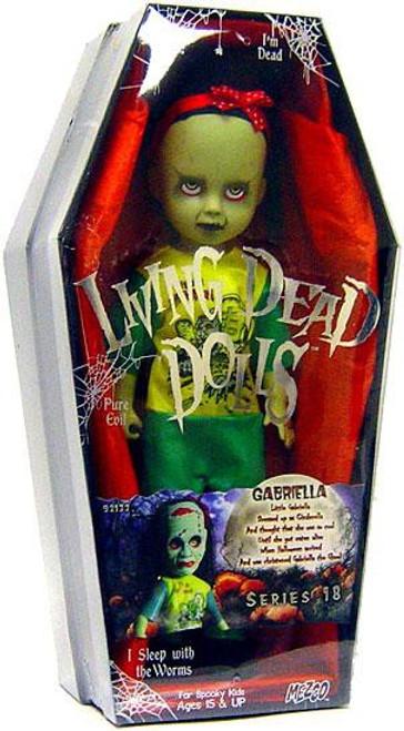 Living Dead Dolls Series 18 Gabriella Doll