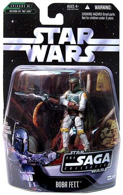Star Wars Return of the Jedi Saga Collection 2006 Boba Fett Action Figure #06