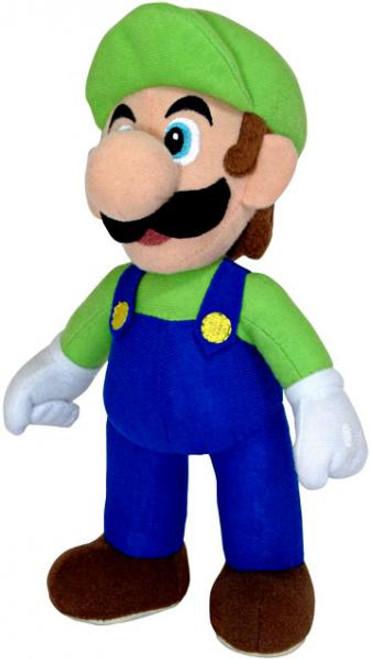 Super Mario Bros Series 2 Luigi 6-Inch Plush