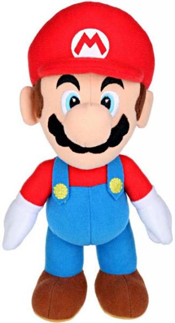 Super Mario Bros Series 2 Mario 6-Inch Plush