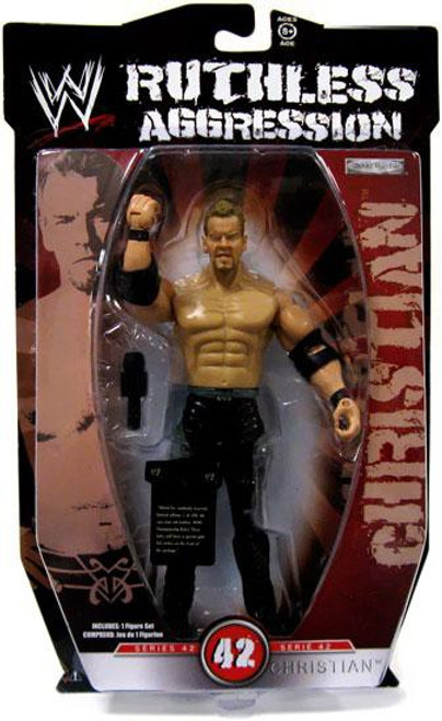 WWE Wrestling Ruthless Aggression Series 42 Christian Action Figure