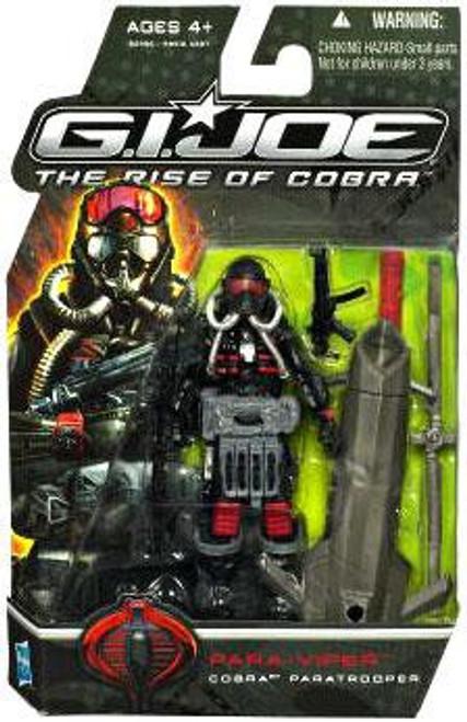 GI Joe The Rise of Cobra Para-Viper Action Figure