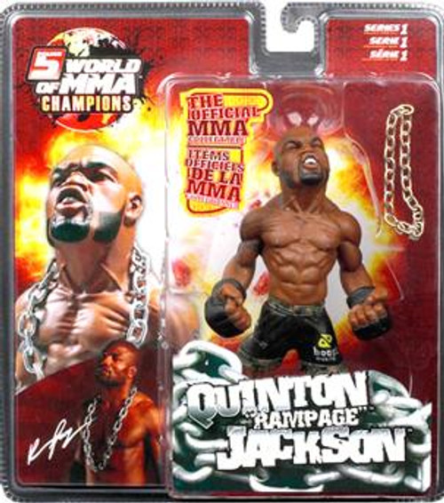 UFC World of MMA Champions Series 1 Quinton Jackson Action Figure