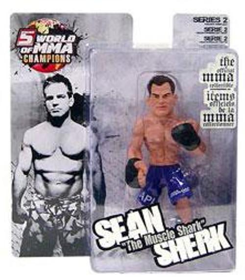 UFC World of MMA Champions Series 2 Sean Sherk Action Figure