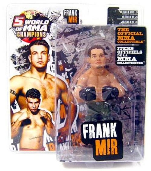 UFC World of MMA Champions Series 3 Frank Mir Action Figure