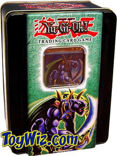 YuGiOh 2005 Collector Tin Panther Warrior Collector Tin [Sealed]