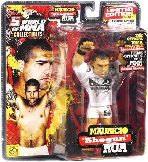 UFC World of MMA Champions Series 4 Mauricio Rua Exclusive Action Figure [Limited Edition]